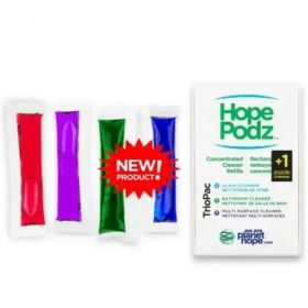 HopePodz: Concentrated Eco Friendly Cleaner Pod Refills