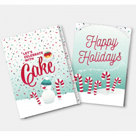 InstaCake Cards - Special Holiday Edition!