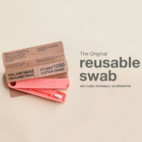 LastSwab: The Classic Swab, replace 1000 cotton swabs!