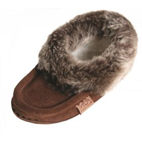 Laurentian Chief Kids Moccasins Slippers