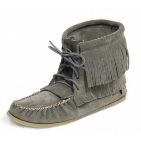 Laurentian Chief Apache Ankle Boots