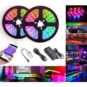 Shoplift Waterproof Wifi LED Strip Lights! Back by popular demand!