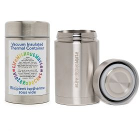Life Without Waste Thermal Food Containers-2 sizes!