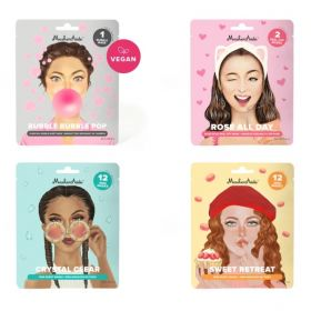 MASKERAIDE FACE MASKS: The Fun Line