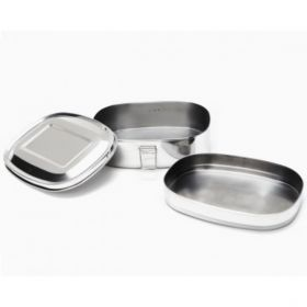 ONXY CONTAINERS: Double Layer Sandwich, Divided lunch container & More!
