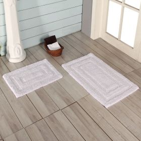 COTTON BATH MAT SET OF 2