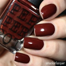 Pepper Pot Incredible Vegan Nail Polish!