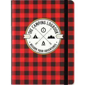 The Camping Logbook: Record your favourite places and adventures!
