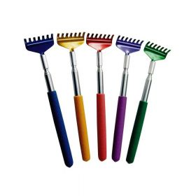 Relaxus Telescopic Back Scratcher: Assorted Colours