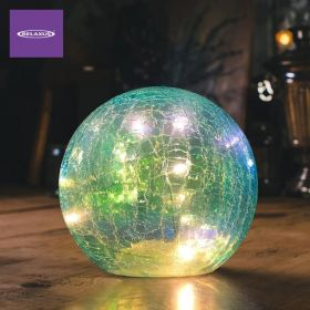 Relaxus Hand Blown Glass Faerie LED Light Globes! So beautiful!