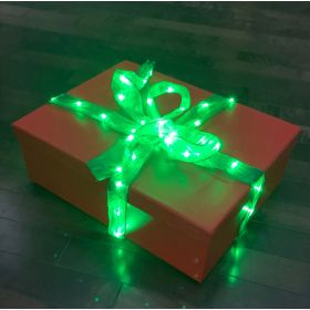 Indoor LED Ribbon Lights! Illuminate your presents, garland, tree, and more!