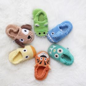 Matching Kids Character Slippers by Yikes Twins