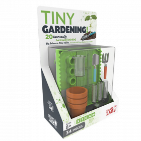 Tiny Gardening!  Something for the kiddos or for the Elf...