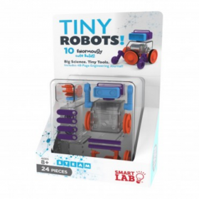 Tiny Robots!  Great for kids or for that Elf...
