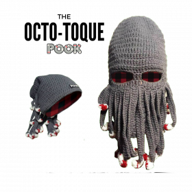 The Pook Octo-toque! Full Facial Coverage